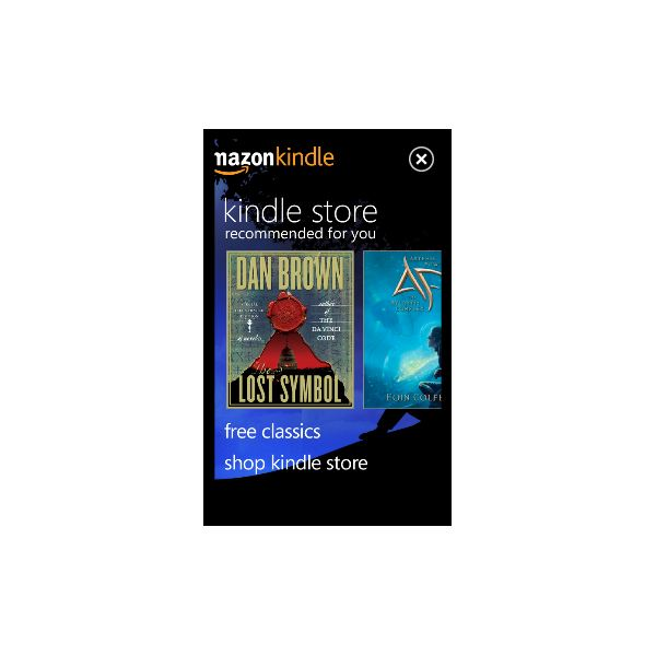 The Top 10 Must-Have Free WP7 Apps - Amazon Kindle