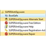 SUPERAntiSpyware Utilities