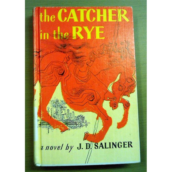 Soundtrack to the Novel The Catcher in the Rye