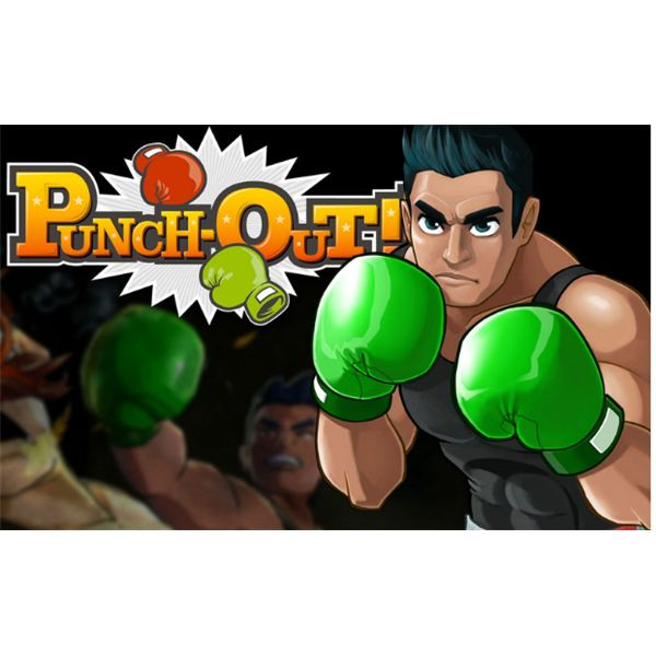 Little Mac has to increase his basic boxing skills