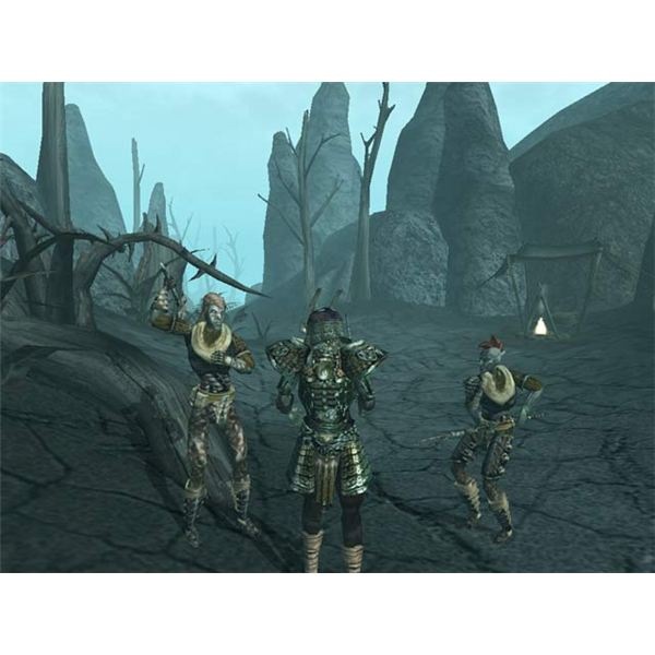 The Elder Scrolls 3: Morrowind Cheats for Xbox 360