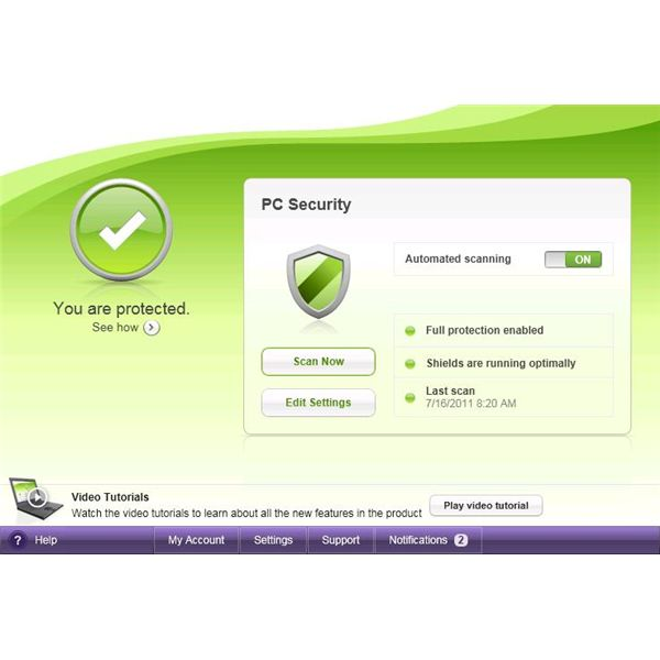 How to Configure Webroot Spysweeper Settings