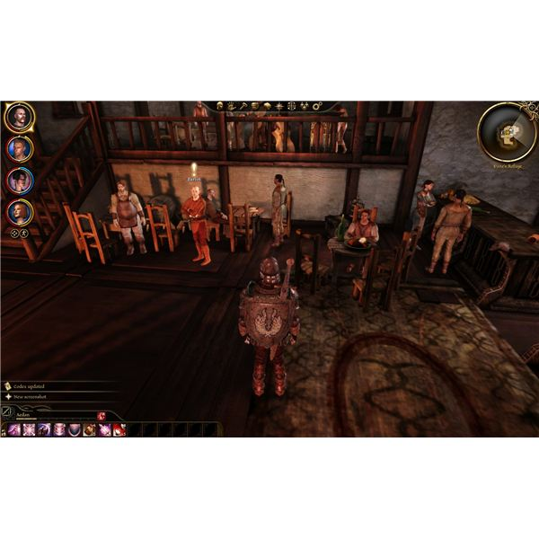 Dragon Age: Origins - Barlin