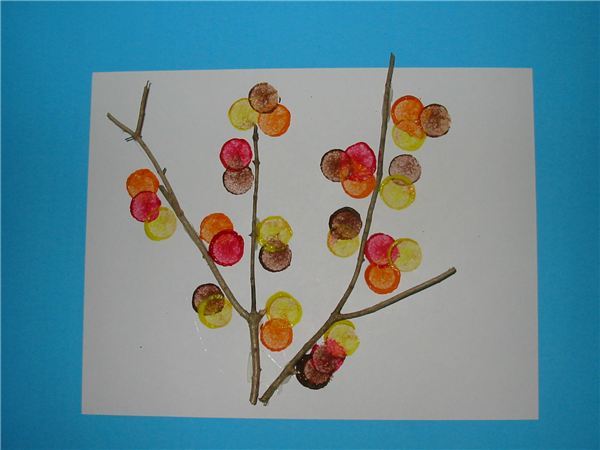 3 Simple Fall Art Projects: Teach Students about Autumn Symbols