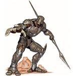 Warforged Warrior