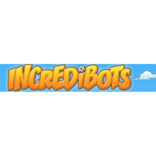 IncrediBots - games to play