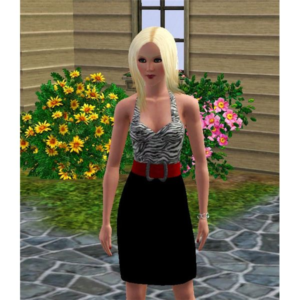 The Sims 3 Serena Brooks