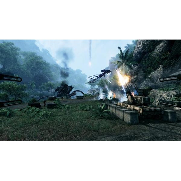 Crysis Console PS3