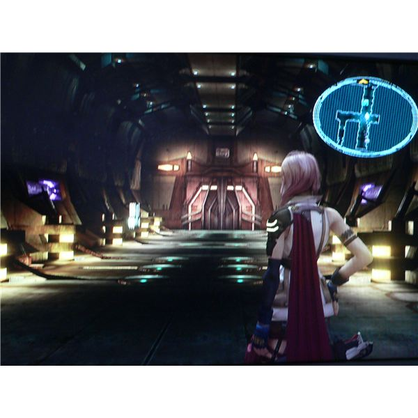 Final Fantasy XIII: Lower Traverse.