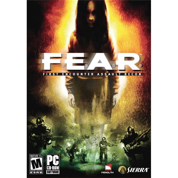 Fear Boxshot One of the Best Horror PC Game