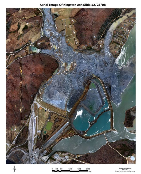 The Kingston Fossil Plant Coal Fly Ash Slurry Spill