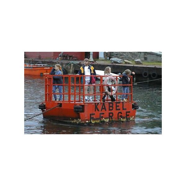 Cable Ferry