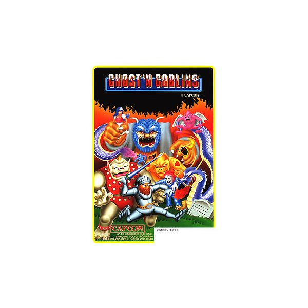 Nintendo Wii Virtual Console Reviews: Ghosts 'n Goblins Review