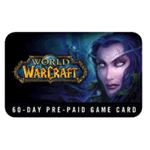 WoW 60-Day Pre-paid Game Card