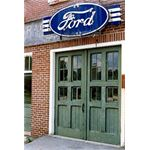 Ford Dealership by Habspuck