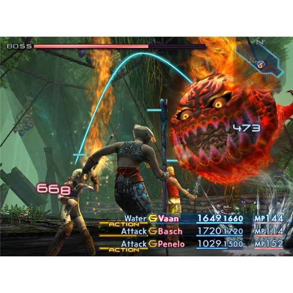 What Makes Final Fantasy XII Different?  We'll Take A Look At The New Changes To The Franchise