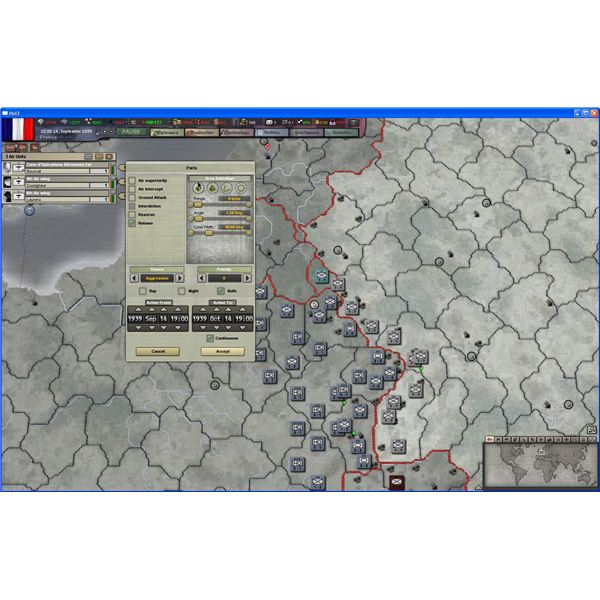 Moving Units - The Beginner's Guide to Hearts of Iron III