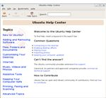 Ubuntu Help System