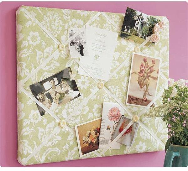 Wedding Memory Board