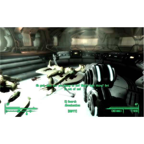 Fallout 3: Mothership Zeta - Get Used to Seeing These Abominations