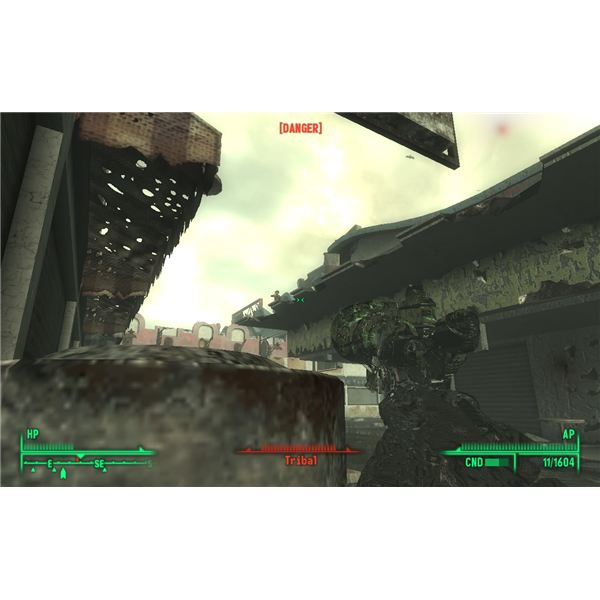 Fallout 3: Point Lookout - I'm Serious About the Deadly Snipers Around the Ferris Wheel