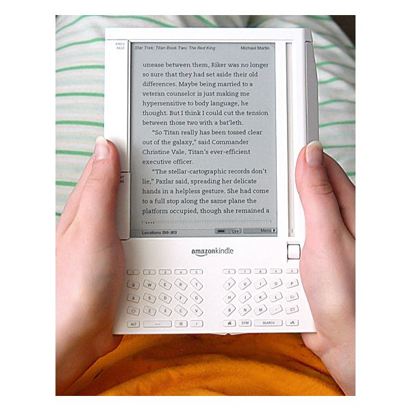 Kindle Repair Tips: All Is Not Lost!