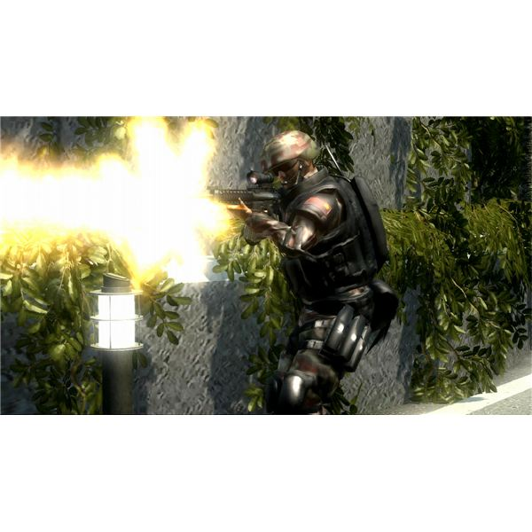 Just Cause 2 Assault Rifle