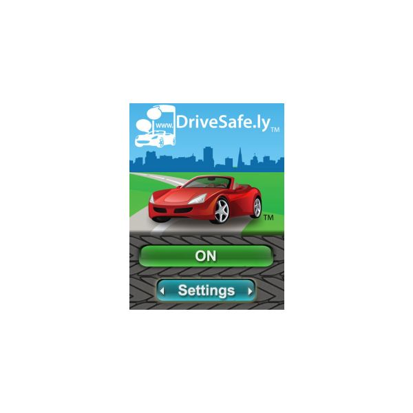 DriveSafely -Email-to-text BlackBerry App