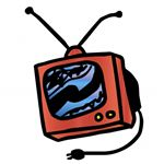 TV from Microsoft Clipart