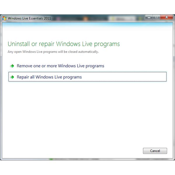 Windows Live Mail Not Responding   ? Steps for Fixing It and