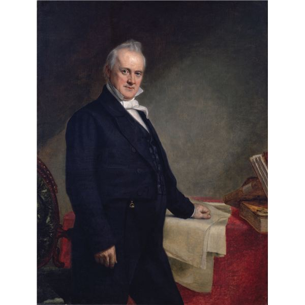 President James Buchanan Webquest: America's 15th President