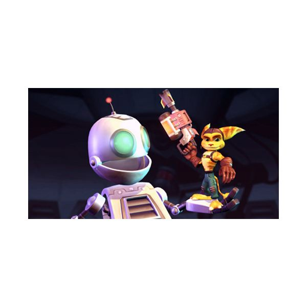 Ratchet and Clank Size Matters Walkthrough for the PSP -- Vacationing on Pokitaru