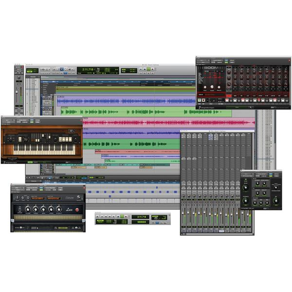 Pro Tools 8 Features