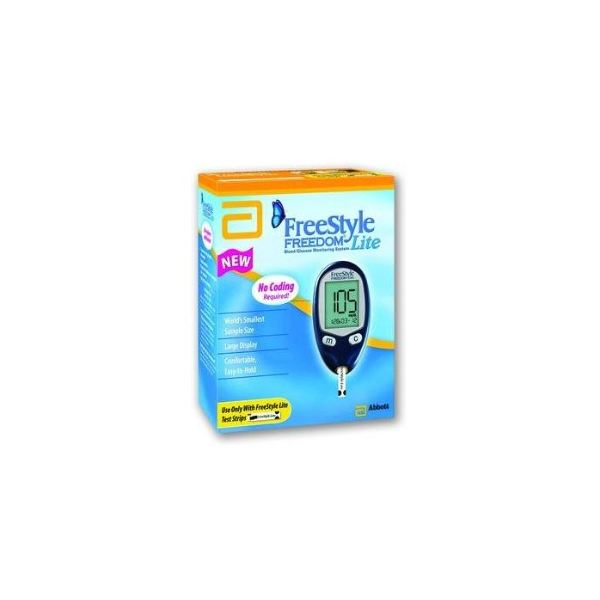 FreeStyle Freedom Lite Blood Glucose Monitoring System