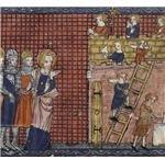 Saint Valentine of Terni and his disciples
