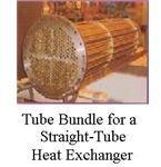 straight tube bundle