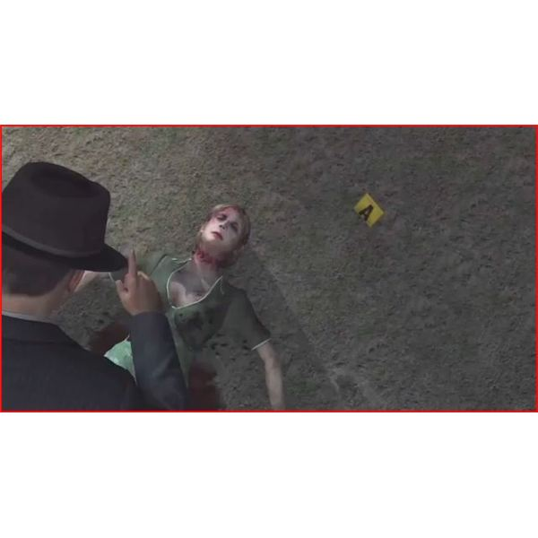 L.A. Noire Walkthrough - The White Shoe Slaying