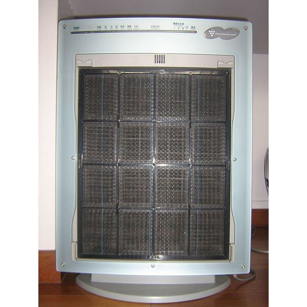 Air Purifier (Inside) Image Source: https://commons.wikimedia.org