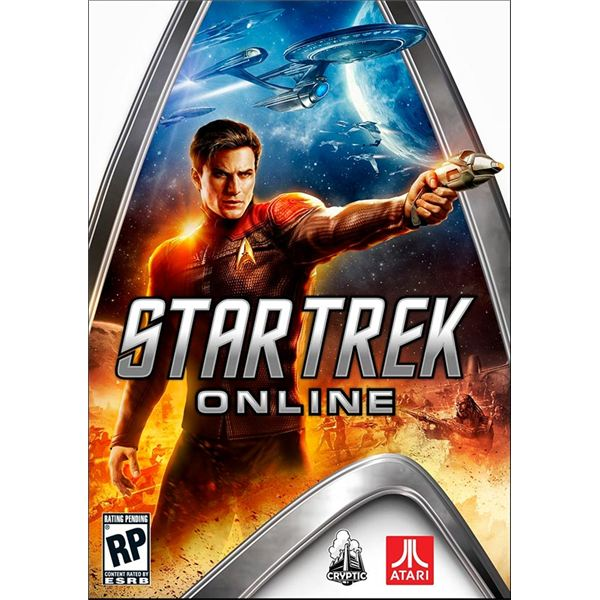 First Impressions of Star Trek Online, the Star Trek MMO by Crpytic