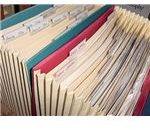 file folders recycle
