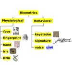 Biometrics traits classification