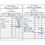 Bookkeeping-Deposit Slips