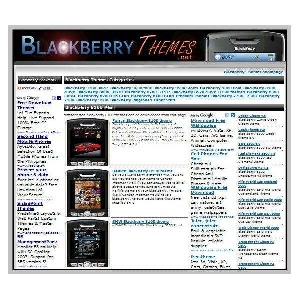 BlackberryThemes