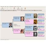 genealogy software rated - Gramps for Linux