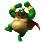 King K. Rool is the main antagonist in Donkey Kong Country.