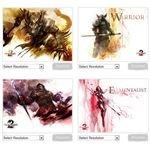Guild Wars 2 Professions Wallpaper