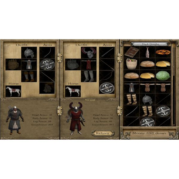 Mount And Blade Warband Best Character Build