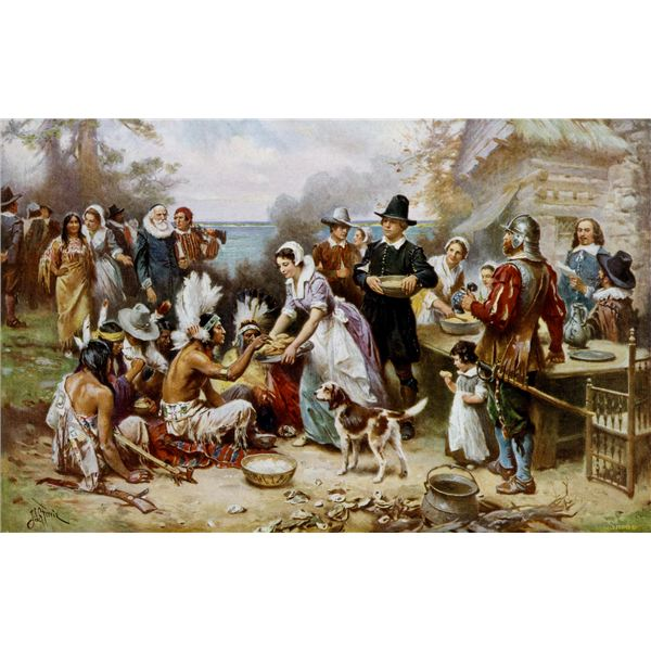 What Actually Took Place on the First Thanksgiving?