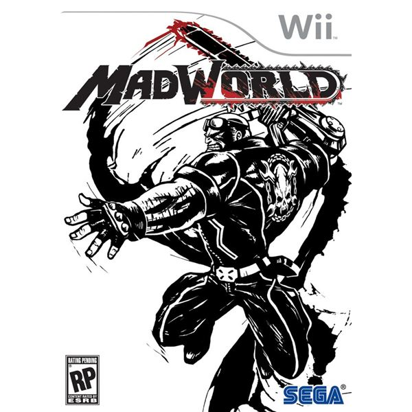 Madworld for the Wii