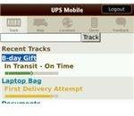 UPS Mobile Screenshot2